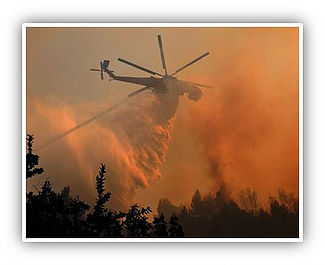 Fundamentals of Efficient Technologies for Aircraft Extinguishing of Wildfire by Liquid Spraying