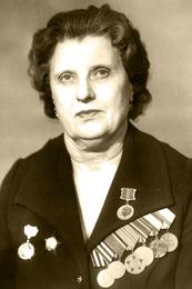 Алексеева Ольга Максимовна