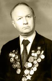 Богданов Петр Егорович