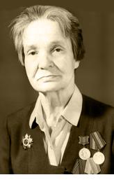 Каргапольцева Крискентия Григорьевна