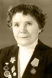 Кирилец Анна Алексеевна