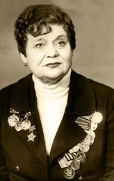 Петрова Зоя Васильевна