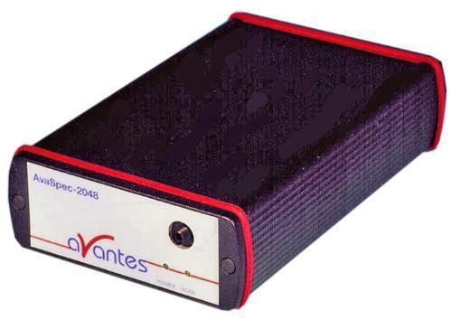 Cпектрометрический модуль оптоволоконный AvaSpec 2048