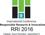 Responsible Research and Innovation (RRI2016)