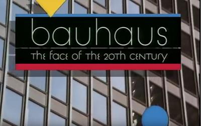 БАУХАУС - лицо ХХ века