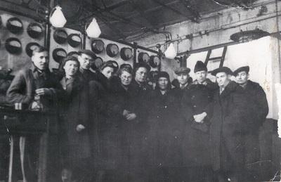 Коллектив института, 1942 год
